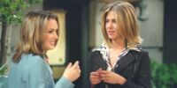 The One With Rachel's Big Kiss