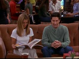 Rachel and Ross (6x01)