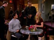 Joey and Phoebe at Iridium