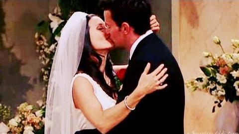 Monica&chandler never stop