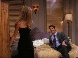Ross & Rachel Bedroom (7x01)