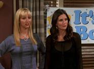 Phoebe & Monica (9x02)