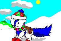 Fade on christmas by sara1444-d5nn4ey