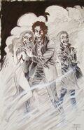 Neil Vokes - Fright Night - Amy Jerry Dandrige Evil Ed
