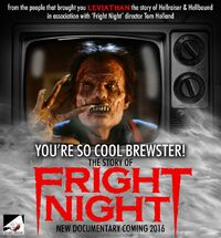 You're So Cool Brewster The Story of Fright Night - Chris Sarandon