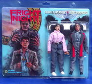 Fright Night Distinctive Dummies Action Figures Charley Brewster Jerry Dandridge 01