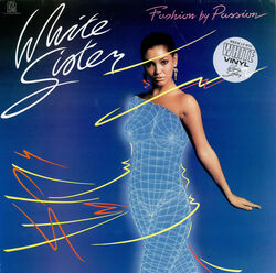 White Sister Fashion by Passion - White Vinyl LP Release