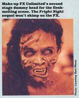 Fright Night 2 Regine Makeup