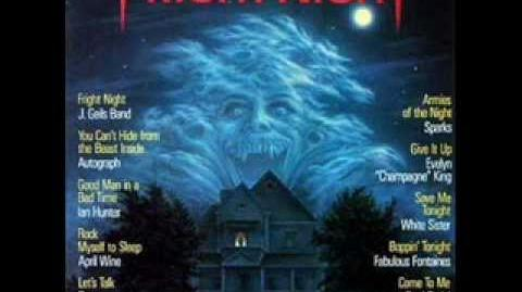 Fright Night Soundtrack - Let's Talk