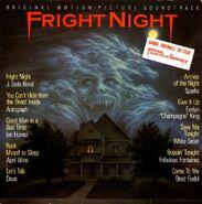 Fright Night France Soundtrack LP 01