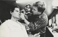 Fright Night 1985 Chris Sarandon Makeup 1