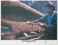 Fright Night 2 Lobby Card 02 William Ragsdale