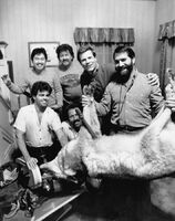 Fright Night Crew and Wolf