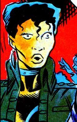 Fright Night Comics Dana Roberts