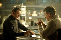 Over there part 2 fringe john noble and leonard nimoy