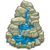 Rock Waterfall-icon