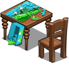 Puzzle Table-icon