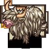 White Highland Cow-icon