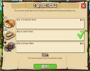 Three Square Meals Description