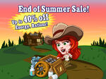 End of Summer Sale Loading Screen