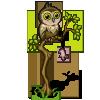 Brown Owl-icon