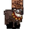 Gray Reindeer-icon