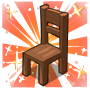 Share Need Wooden Chair-icon