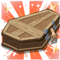 Share Wooden Coffin