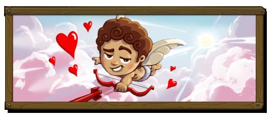Valentine's Day Event Banner