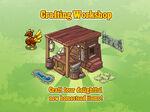 Crafting Workshop Loading Screen