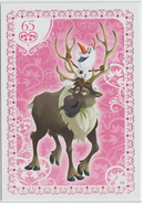 Frozen Trading Card 016