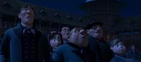 Shocked citizens