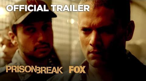Official Trailer Season 5 PRISON BREAK