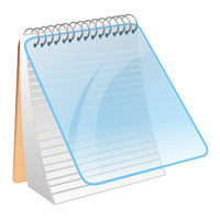 Fichier:Notepad-icon-free.jpg