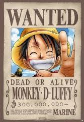 Fichier:Avis de recherche Monkey.D.Luffy.jpg
