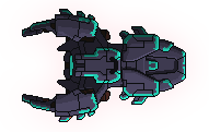 Miniship mantis cruiser 2