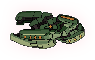 Miniship energy cruiser