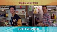 Fuller House Season 1 Steve Character Credit