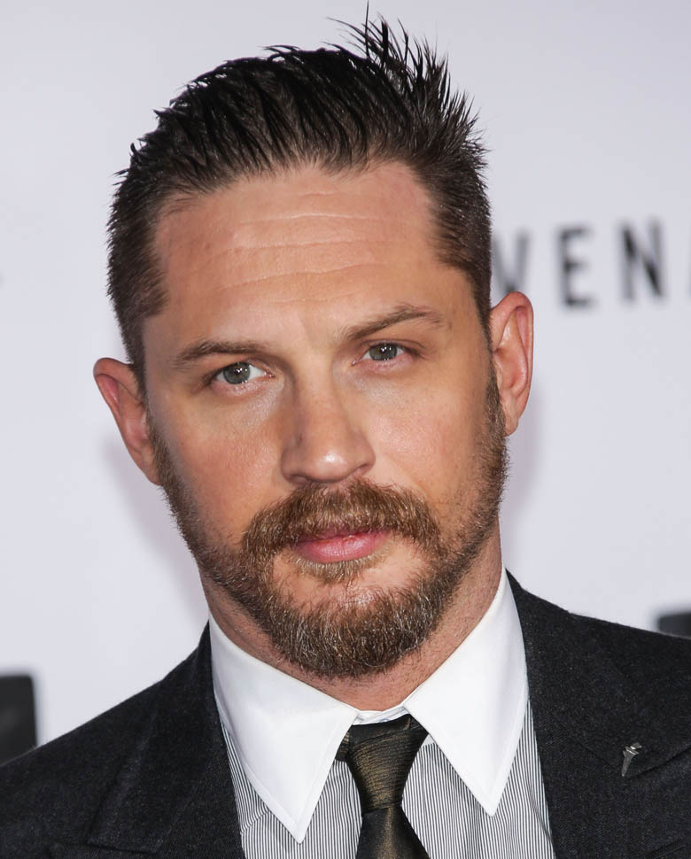 tom hardy height
