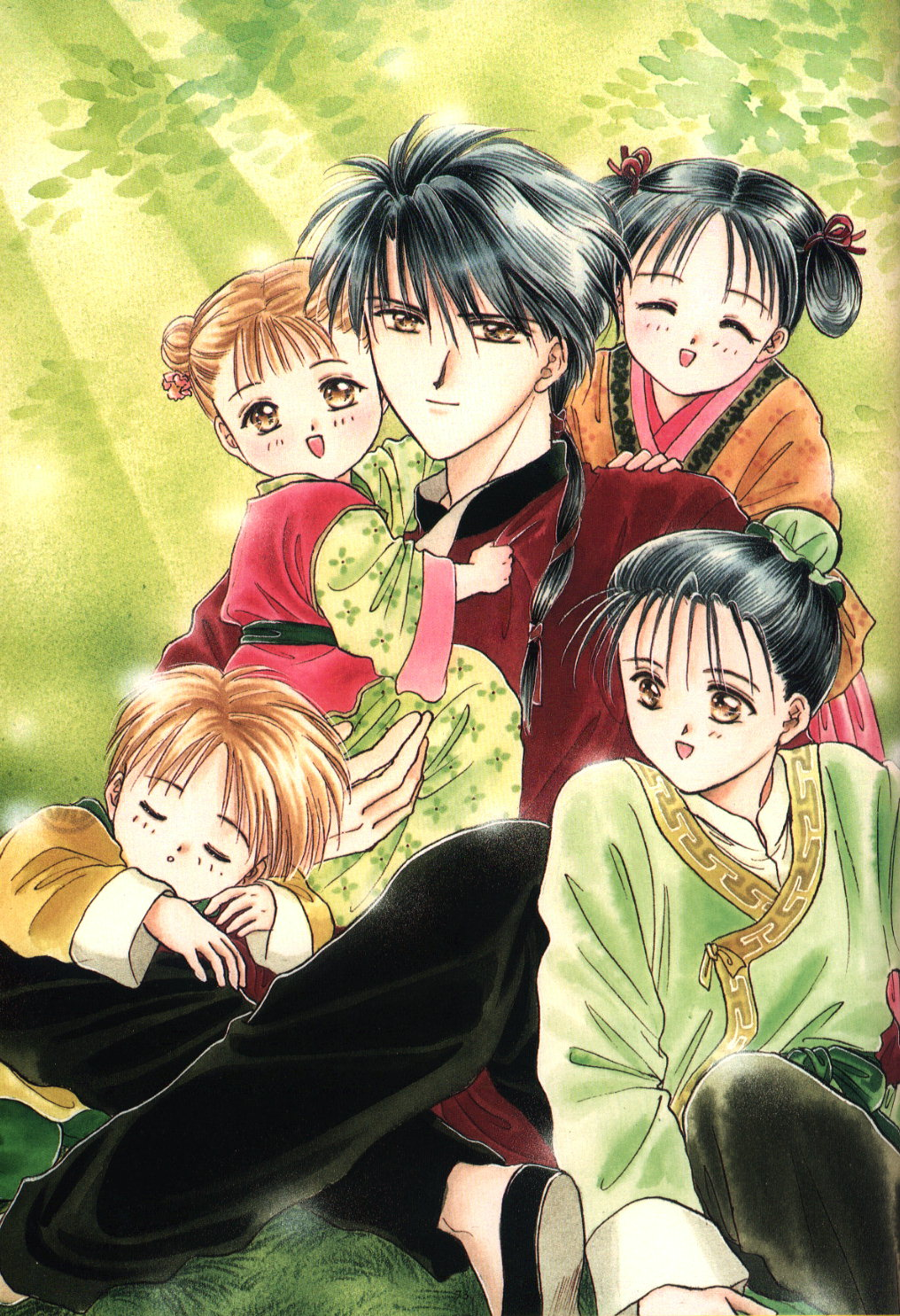 Fushigi Yuugi Wallpapers HD Download