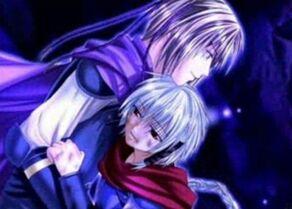 Shigi and shura hug