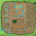 Peach Creek Estates (The Future) Map