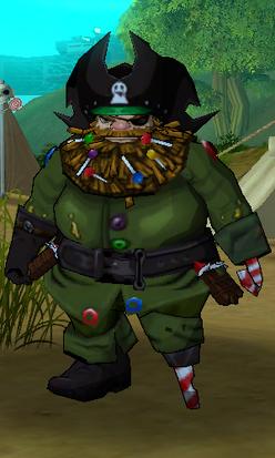 Stickybeard