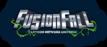 FusionFall logo (no planet)