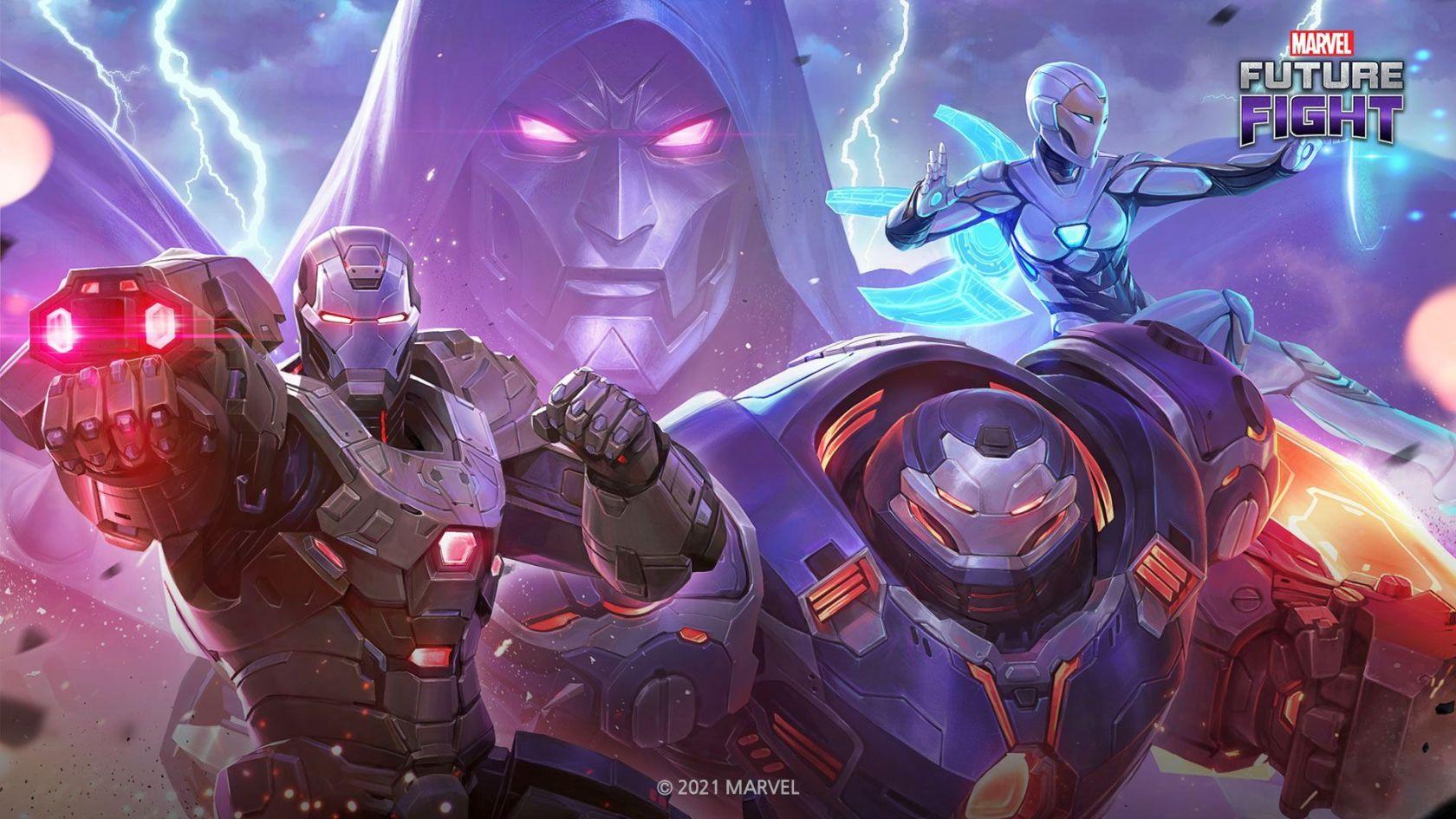 (NEWS) Marvel Future Fight 2 - Netmarble