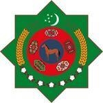 Turkmen coat of arms