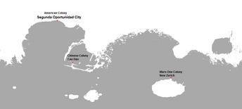 Cities of Mars1