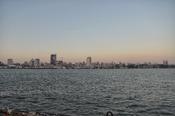 Maputo seen from Katembe 2014