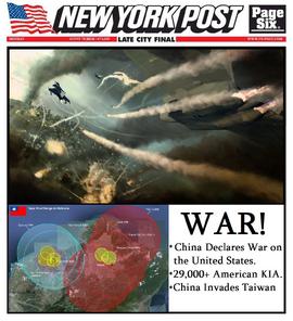 Sino-American War