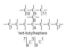 Tert-butylheptane